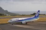 kumagorouさんが、八丈島空港で撮影したエアーネクスト 737-54Kの航空フォト(写真)