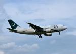 mojioさんが、成田国際空港で撮影したパキスタン国際航空 A310-324/ETの航空フォト(飛行機 写真・画像)