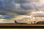 カヤノユウイチさんが、米子空港で撮影した全日空 A320-211の航空フォト(飛行機 写真・画像)