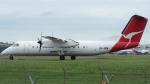 誘喜さんが、シドニー国際空港で撮影したカンタスリンク DHC-8-315Q Dash 8の航空フォト(飛行機 写真・画像)