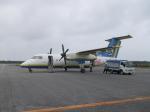 ピーノックさんが、多良間空港で撮影した琉球エアーコミューター DHC-8-103Q Dash 8の航空フォト(写真)