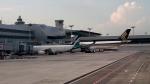tsubasa0624さんが、シンガポール・チャンギ国際空港で撮影したシルクエア A320-233の航空フォト(飛行機 写真・画像)