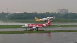 tsubasa0624さんが、ニノイ・アキノ国際空港で撮影したフィリピン・エアアジア A320-216の航空フォト(飛行機 写真・画像)