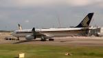 tsubasa0624さんが、シンガポール・チャンギ国際空港で撮影したシンガポール航空 A330-343Xの航空フォト(飛行機 写真・画像)
