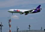 mojioさんが、成田国際空港で撮影したフェデックス・エクスプレス MD-11Fの航空フォト(飛行機 写真・画像)
