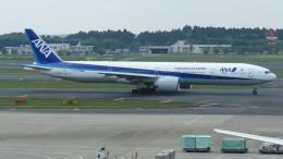 誘喜さんが、成田国際空港で撮影した全日空 777-381/ERの航空フォト(写真)