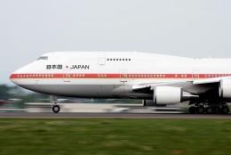 しろしろさんが、旭川空港で撮影した航空自衛隊 747-47Cの航空フォト(飛行機 写真・画像)