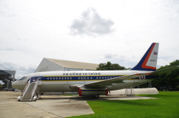 tasho0525さんが、ドンムアン空港で撮影したタイ王国空軍 737-2Z6/Advの航空フォト(飛行機 写真・画像)