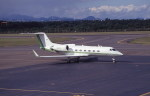 kumagorouさんが、仙台空港で撮影したアメリカ企業所有 G-IV Gulfstream IVの航空フォト(写真)