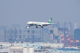 SKYLINEさんが、羽田空港で撮影したエバー航空 A330-302Xの航空フォト(写真)