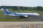 ハピネスさんが、成田国際空港で撮影した全日空 767-381/ERの航空フォト(飛行機 写真・画像)