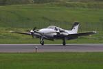 トリトンブルーSHIROさんが、庄内空港で撮影した全日空商事 G58 Baronの航空フォト(写真)