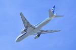 md11jbirdさんが、伊丹駐屯地で撮影した全日空 777-281の航空フォト(飛行機 写真・画像)