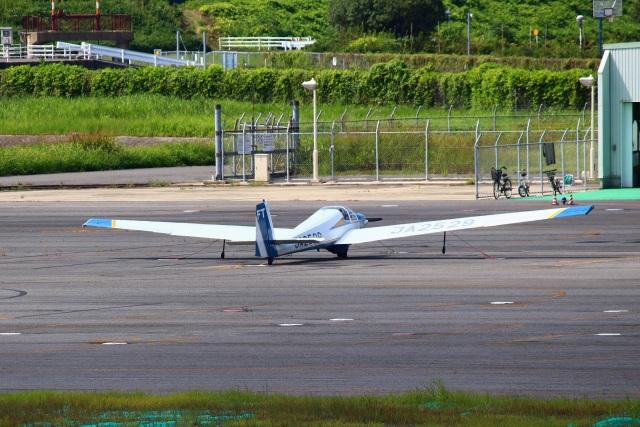 reonさんが、岡南飛行場で撮影したエアロスポーツ・プロモーションズ SF-25C Falkeの航空フォト(飛行機 写真・画像)