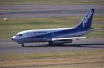 kumagorouさんが、羽田空港で撮影したエアーニッポン 737-281/Advの航空フォト(飛行機 写真・画像)