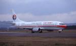 kumagorouさんが、仙台空港で撮影した中国東方航空 737-36Nの航空フォト(飛行機 写真・画像)