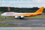 Chofu Spotter Ariaさんが、成田国際空港で撮影したセンチュリオン・エアカーゴ 747-412(BDSF)の航空フォト(飛行機 写真・画像)