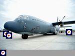 うめやしきさんが、三沢飛行場で撮影したオーストラリア空軍 C-130J Herculesの航空フォト(飛行機 写真・画像)