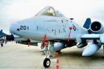 うめやしきさんが、三沢飛行場で撮影したアメリカ空軍 A-10C Thunderbolt IIの航空フォト(飛行機 写真・画像)