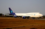 RUSSIANSKIさんが、ハリム・ペルダナクスマ国際空港で撮影したガルーダ・インドネシア航空 747-446の航空フォト(飛行機 写真・画像)