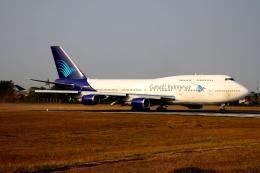 RUSSIANSKIさんが、ハリム・ペルダナクスマ国際空港で撮影したガルーダ・インドネシア航空 747-446の航空フォト(写真)