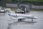 kumagorouさんが、仙台空港で撮影した不明 Gulfstream G280の航空フォト(飛行機 写真・画像)