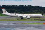 Chofu Spotter Ariaさんが、成田国際空港で撮影したエティハド航空 A340-541の航空フォト(飛行機 写真・画像)
