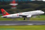 Chofu Spotter Ariaさんが、成田国際空港で撮影したトランスアジア航空 A320-232の航空フォト(飛行機 写真・画像)