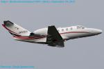 Chofu Spotter Ariaさんが、成田国際空港で撮影したグラフィック 525A Citation CJ1の航空フォト(飛行機 写真・画像)