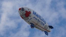 kuhさんが、花巻空港で撮影したAmerican Blimp Corporation A-60Rの航空フォト(写真)