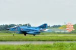 うめやしきさんが、茨城空港で撮影した航空自衛隊 RF-4E Phantom IIの航空フォト(写真)
