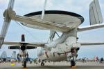パンダさんが、三沢飛行場で撮影した航空自衛隊 E-2C Hawkeyeの航空フォト(飛行機 写真・画像)