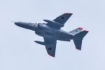 パンダさんが、三沢飛行場で撮影した航空自衛隊 T-4の航空フォト(写真)