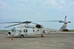 パンダさんが、三沢飛行場で撮影した海上自衛隊 SH-60Jの航空フォト(写真)
