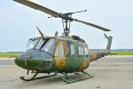 パンダさんが、三沢飛行場で撮影した陸上自衛隊 UH-1Jの航空フォト(飛行機 写真・画像)