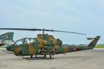 パンダさんが、三沢飛行場で撮影した陸上自衛隊 AH-1Sの航空フォト(飛行機 写真・画像)
