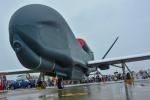 パンダさんが、三沢飛行場で撮影したアメリカ空軍 RQ-4B-40 Global Hawkの航空フォト(写真)
