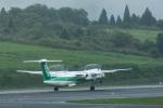 パンダさんが、青森空港で撮影したANAウイングス DHC-8-402Q Dash 8の航空フォト(飛行機 写真・画像)