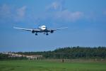 パンダさんが、庄内空港で撮影した全日空 767-381の航空フォト(飛行機 写真・画像)