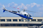 パンダさんが、庄内空港で撮影した東邦航空 AS350B3 Ecureuilの航空フォト(写真)