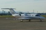 北の熊さんが、新千歳空港で撮影した国土交通省 航空局 525C Citation CJ4の航空フォト(写真)
