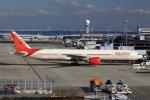 T.Sazenさんが、関西国際空港で撮影したエア・インディア 777-337/ERの航空フォト(写真)