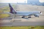 にっしーさんが、関西国際空港で撮影したカタール航空 A330-202の航空フォト(写真)