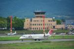 パンダさんが、花巻空港で撮影したジェイ・エア CL-600-2B19 Regional Jet CRJ-200ERの航空フォト(飛行機 写真・画像)