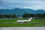 パンダさんが、花巻空港で撮影したジェイ・エア ERJ-170-100 (ERJ-170STD)の航空フォト(写真)
