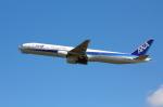 アイスコーヒーさんが、新千歳空港で撮影した全日空 777-381の航空フォト(飛行機 写真・画像)