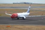 T.Sazenさんが、関西国際空港で撮影したノルウェー・エアシャトル 737-8JPの航空フォト(飛行機 写真・画像)