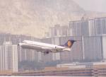 JA8037さんが、啓徳空港で撮影したミャンマー・エアウェイズ F28-4000 Fellowshipの航空フォト(写真)