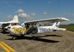 じーく。さんが、横田基地で撮影したヨコタ・アエロ・クラブ 172M Skyhawkの航空フォト(飛行機 写真・画像)