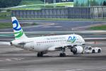 パンダさんが、成田国際空港で撮影したスカイ・アンコール・エアラインズ A320-212の航空フォト(飛行機 写真・画像)